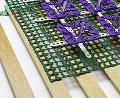 Froli Auflagegitter für Froli Bettsysteme, 2 x 1 m