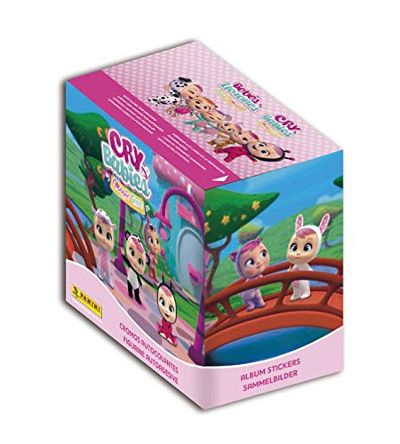 Panini France SA-Cry Babies Magic Tears-Boite DE 50 Pochettes, 2607-004