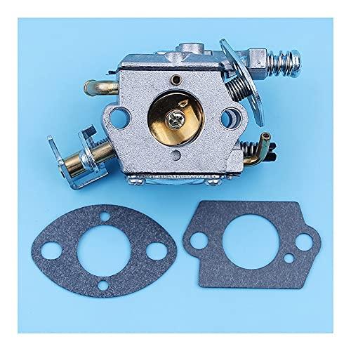 Junta de carburador Carb para EFCO For EMAK For For Oleo Mac 932 937 741 941C 941CX GS44 Motosierra Motosierra Carby For Oleo-Mac Reemplazar For Walbro WT-705A Mano de obra fina (Color : China)