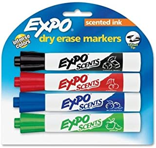 SAN83514 - Expo Scents Dry Erase Markers