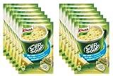 Knorr Delicioso Instantáneo Queso Sopa en a Taza [Paquete 12]