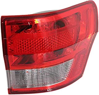 Garage-Pro Tail Light for JEEP GRAND CHEROKEE 11-13 RH Outer Assembly