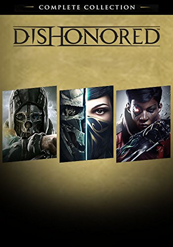 Dishonored Complete Collection [Xbox One - Download Code]
