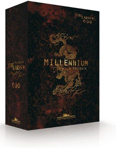 Caixa Trilogia Millennium