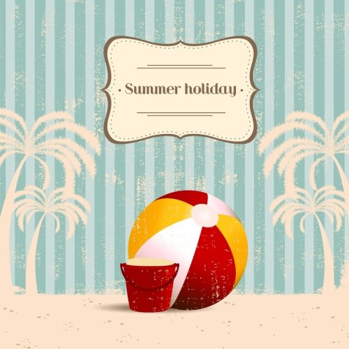 Summer Holiday: Travel Journal & Scrapbook for Teens [Idioma Inglés]