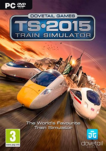 Train Simulator 2015 (PC DVD) [UK IMPORT]