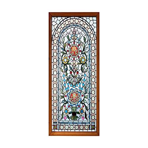 MACHINE BOY Etiqueta de la Puerta decoración del hogar Mural Papel Pintado calcomanías Cartel Colorido Puerta Tallada tamaño 90 * 200 cm