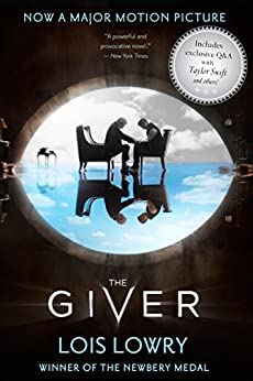The Giver Movie Tie-In Edition (Giver Quartet Book 1) by [Lois Lowry]