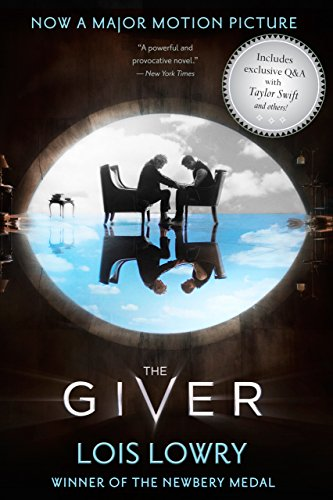The Giver Movie Tie-In Edition (Giver Quartet Book 1)