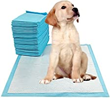 Ezonedeal 200pcs/ 400pcs Puppy Pet Dog Indoor Cat Toilet Training Pads Super Absorbent 60x60cm (200)