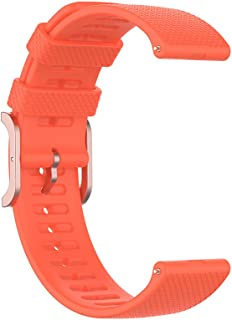 Kooshy Horlogeband voor Polar Grit X/Polar Vantage M, siliconen armbanden met roestvrijstalen gesp voor Polar Grit X/Polar...