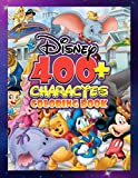 400+ Characters Coloring Book: Creativity & Relaxation Coloring Books For Adult And Kid