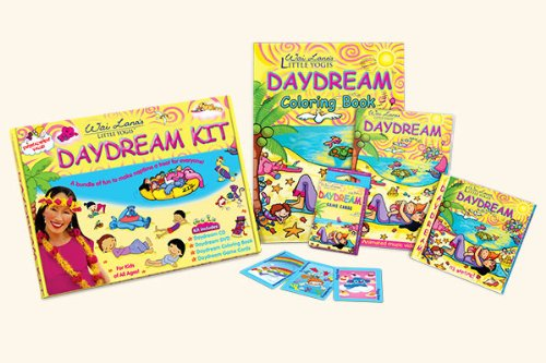Wailana Bambini Little Yogistm da Yoga Dvd Set–Wai Lana Daydream Kit