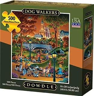 Dowdle Jigsaw Puzzle - Dog Walkers - 500 Piece