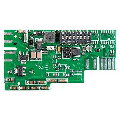 Limodor Nachlaufmodul C-NR für Lüfter der Serie F/M und Compact, Einstellbare Nachlaufzeit und Einschaltverzögerung, Neue Ausführung, Original Markenprodukt
