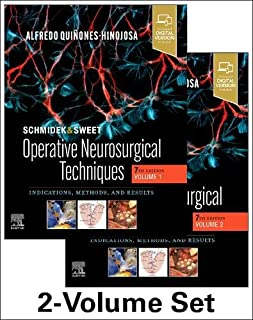 Schmidek and Sweet: Operative Neurosurgical Techniques 2-Volume Set: Indications, Methods and Results