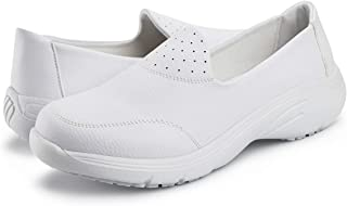 nursing white shoes