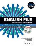 Oxenden, C: English File/Pre Interm./Stud.Bk. & iTutor - Christina Latham-Koenig