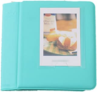 64bolsillos álbum de 3pulgadas Foto/imagen álbum de Mini funda de almacenamiento para Polaroid foto para Fujifilm Instax Mini 87S 2550S 90Película