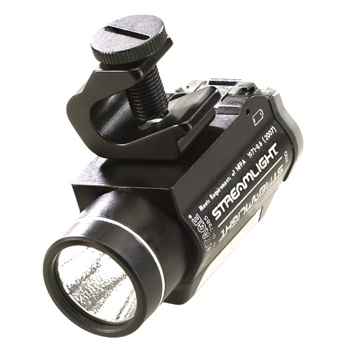 Streamlight 69140 Vantage LED Tactical Helmet Mounted Flashlight, Black