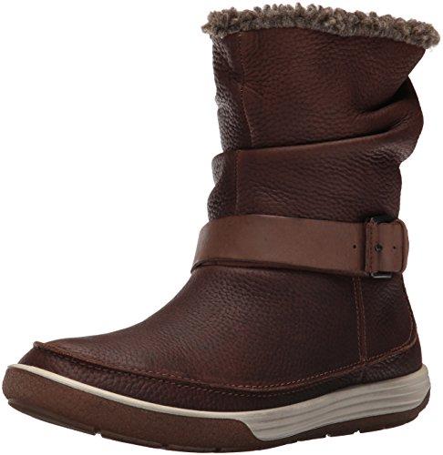 ECCO Damen Chase II Kurzschaft Stiefel, Braun (Cocoa Brown/Cocoa BROWN55778), 38 EU
