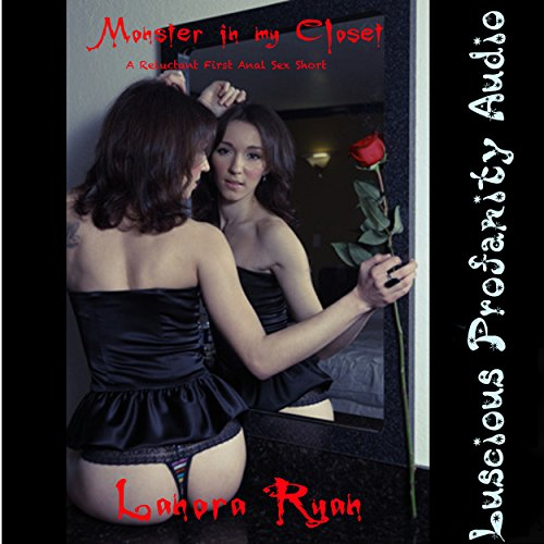 Monster in My Closet audiobook cover art