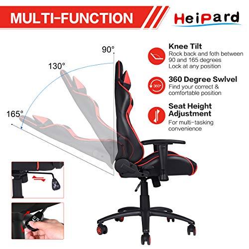 HeiPard Gaming Stuhl Racing Stuhl Bild 3*