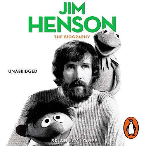 Jim Henson cover art