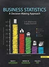 Business Statistics (9th Edition)