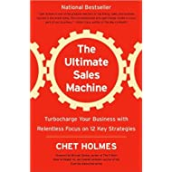 The Ultimate Sales Machine (text only) by J. C. Levinson, M. Gerber C. Holmes