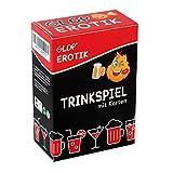 Glop Erotik - Trinkspiel - Partyspiel - Kartenspiel - Spieleabend - Saufspiel - Brettspiel - 100 Spielkarten