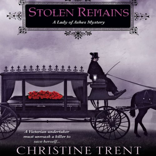 Stolen Remains audiobook cover art