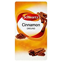 (Schwartz (シュワルツ)) グランドシナモン33グラム (x4) - Schwartz Ground Cinnamon 33g (Pack of 4) [並行輸入品]