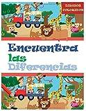 Encuentra Las Diferencias - Dibujos Coloridos: Busca Las Diferencias - Juegos De Los 5 Errores - Para Niños De 5 a 8 Años - Niña y Niño - Mi Gran Libro De Las Diferencias