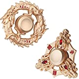 Fidget Spinners Golden Dragon Fidgit Hand Finger Spinner Toys Focus Toys Metal Fingertip Gyro Stress Relief Anxiety ADHD EDC Toy Best Party Favors Gift Collections for Kids Adults Friends with Case