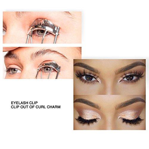 weixinbuy Les 2 couleurs Beauté Maquillage Outils Eyelash Curler Professional Eyelash Tools Outil cosmétique, Great Choice