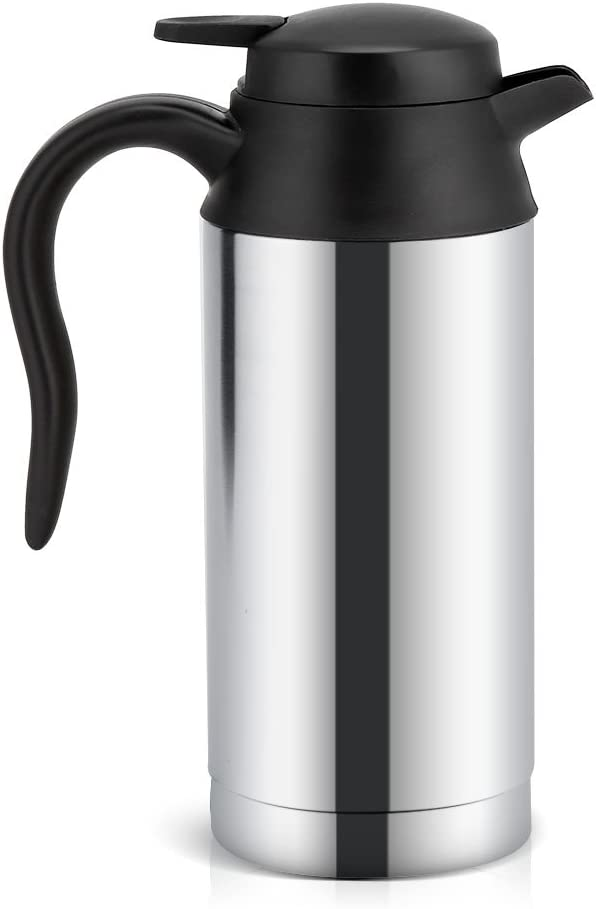 Stainless Direct store Steel Car Kettle Electric Sale price Co Water Cup Heating