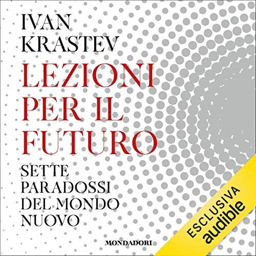 Lezioni per il futuro copertina