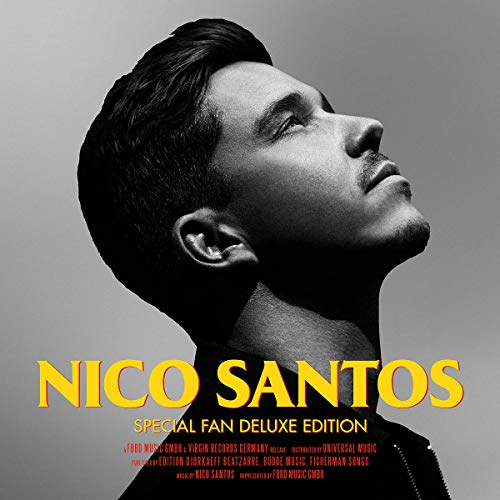 Nico Santos Ltd. Deluxe (Special Edition inkl. 5 neuen Tracks + Bonus CD im Hardcoverfotobuch)