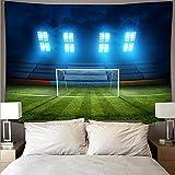 Moda moderna estilo bohemio tapiz de arte tapiz psicodélico colgante de pared toalla de playa manta tela colgante A2 150x200cm