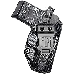 P938 IWB Tuckable Holster: Tulster Profile Kydex