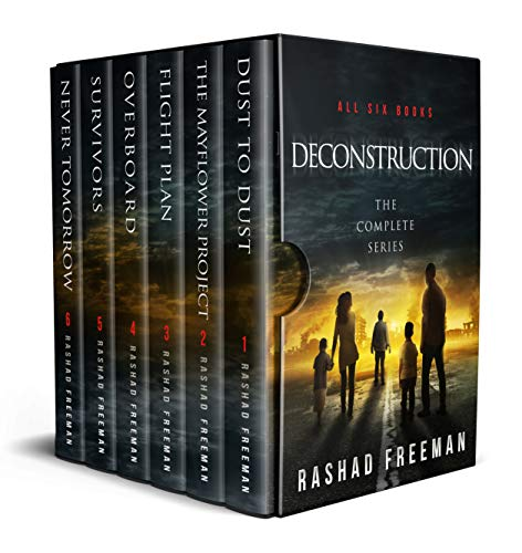 The Deconstruction Series Complete Edition: (6-Book Set) by [Rashad Freeman]