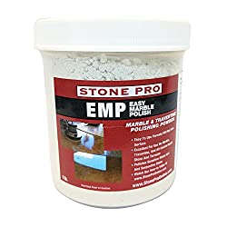 small Stone Pro Easy Marble Polish (EMP) – Powder for Marble and Terrazzo Polish – 1 lb.