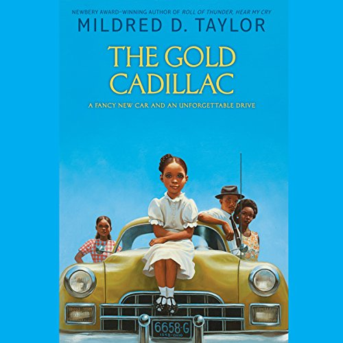The Gold Cadillac  By  cover art