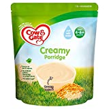 Cow & Gate Creamy Porridge Baby Cereal, 125g
