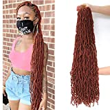36Inch 6Packs Extended New Faux Locs for Soft Locs...