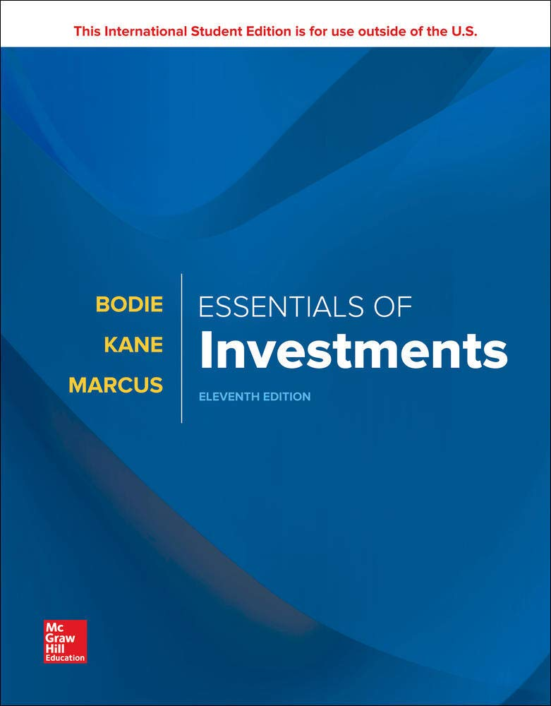Download ISE Essentials Of Investments (Scienze) 