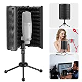 Best NEEWER Vocal Microphones - Neewer NW-13 Foldable Compact Microphone Isolation Shield Review