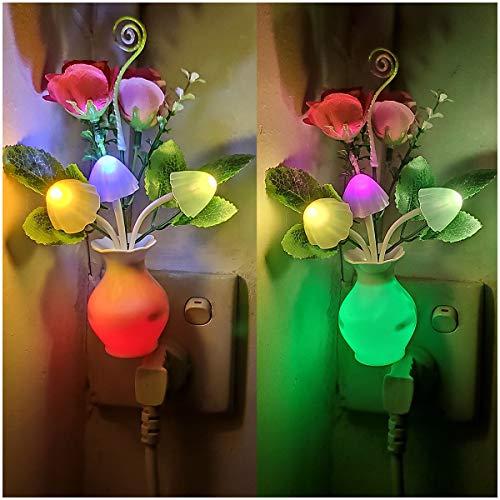 Ausaye Flower Night Light