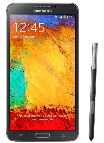 Samsung Galaxy Note 3Smartphone sbloccato Android 4.3Jelly Bean Bluetooth Wi-Fi USB